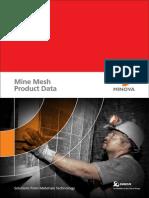 Minova Mine Mesh PDS 23.10.09