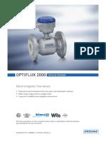 Opti Flux 2000