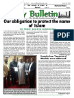 Friday Bulletin 608