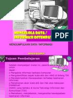 Mengelola Data Informasi Di Tmpt Kerja Indonesia