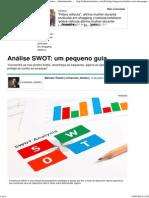 Análise SWOT_ Um Pequeno Guia - Artigos - Negócios - Administradores