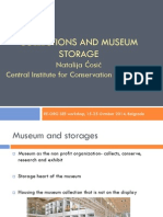 Collection and Management RE ORG