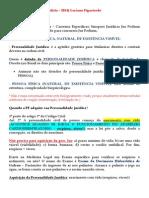Direito Civil - CERS 2014