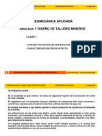 Clase 1_ Caracterización Roca Intacta