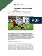 Fussball Bundesliga 17 Spieltag
