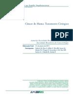 Câncer de Mama - Tratamento Cirúrgico