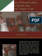 Military - British Army - Cloth Caps
