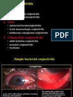 conjuctivitis.