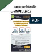 Curso Básico de administración de VMWARE Esxi 5.5