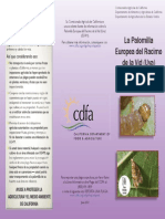 EGVM Brochure Spanish 6-22-10
