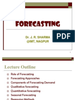 2014 Forecasting