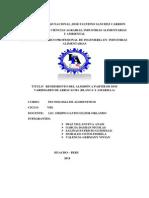 Monografia Final Arracacha