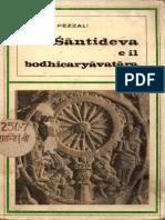 Amalia Pezzali - Śāntideva, il Bodhicaryāvatāra e le kārikā del Śikṣāsamuccaya