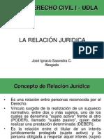 3. Relación Jurídica UDLA