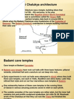 Early Temples in Badami