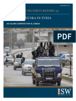 JN FINAL Jabhat al-Nusra in SYria