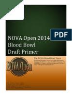 Blood Bowl Draft Primer 2-14-14