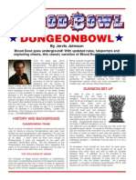 Dungeon Bowl Lrb 5