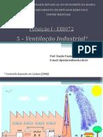 05 - Ventilação Industrial