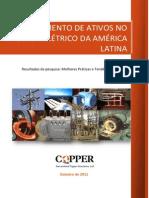 EE11 Gerenciamento Ativos Setor Elétrico América Latina