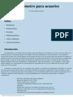 Termometro y Phmeter Para Acuarios