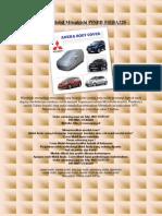 Sarung Mobil Mitsubishi PINBB 51EBA220