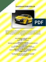 Sarung Mobil Renault PINBB 51EBA220