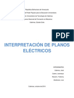 interpretacion de planos electricos