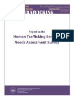 Human Trafficking Survey