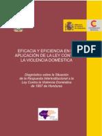 Diagnóstico Ley Contra Violencia Doméstica