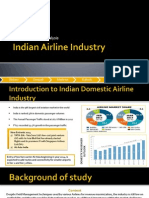 Service Management of Airlines