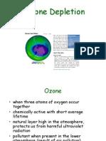 Ozone Depletion (NRES 102)