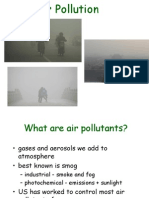 Air Pollution (NRES 102)
