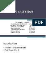Honda(a) – HBR Case Study (1)