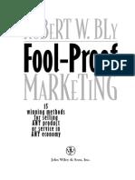 Fool Proof Marketing