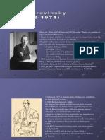 Vida de Stravinsky resumida