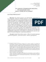 Omision Del Garante e Intervencion Delictiva - RDucn-libre