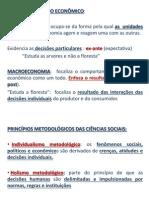 05. Introdução à Economia (Slides)