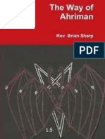 The Way of Ahriman