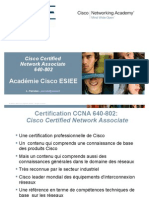 Cisco Certified Network Associate 640-802
