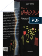 Manual de Numerología - Danny Martinez