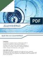 I.SANITARIAS SUMIDERO
