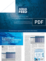 Evaluation of Fishmeal Substitution