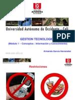 Modulo 1A Conceptos - Informacion y Conocimiento-1