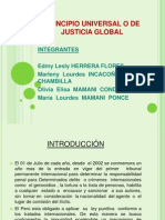Diapositivas Principio Universal o de Justicia Global Nuevo