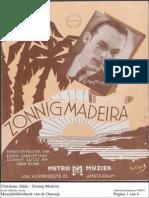 Zonnig Madeira