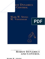 Robot Dynamics and Control, 1° ED. - Mark W. Spong & M. Vidyasacar-1