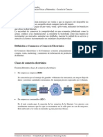 Comercio Electrónico(E-commerce)