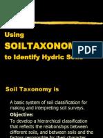 Soil Taxonomynew