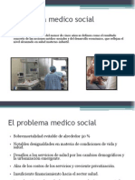 El Problema Medico Social Preventiva